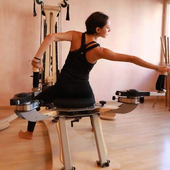 Wave Lab è un'associazione sportiva di Firenze, che svolge attività mirate a rieducare corpo e mente attraverso il movimento e discipline come il Gyrotonic.
